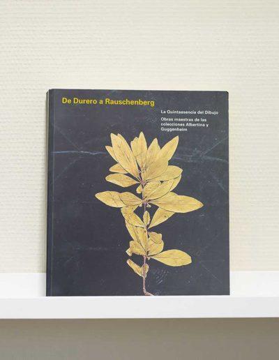 De Durero a Rauschenberg
